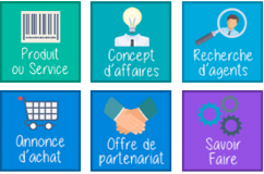 Plateforme d'affaires