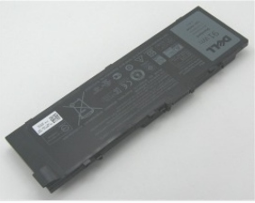 Dell precision 7510 11.4V 91Wh laptop battery