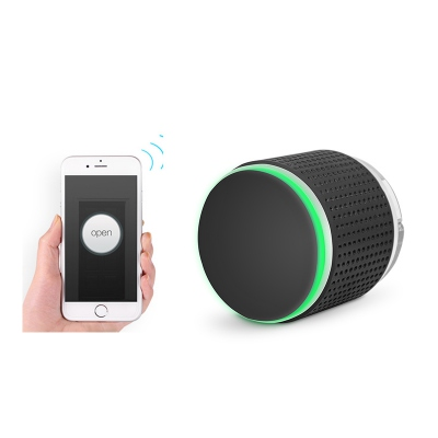 Hot vente style europe smart serrure de porte bluetooth