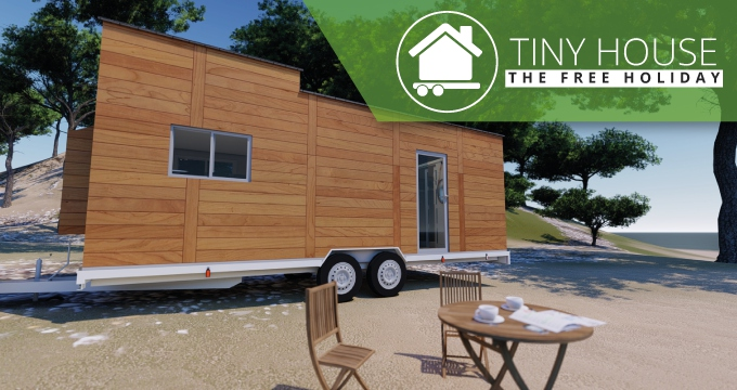 "TINY HOUSE IDÉE BUSINESS POUR ""BRICOLEURS"""