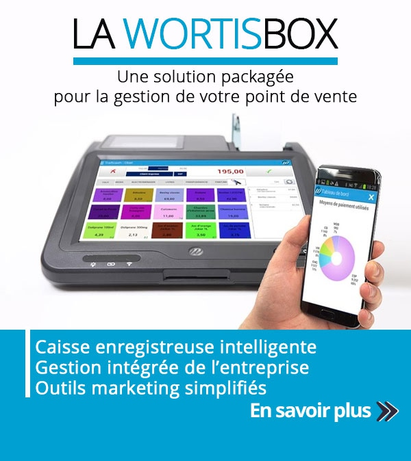 WortisBox : la solution de gestion de votre point de vente !