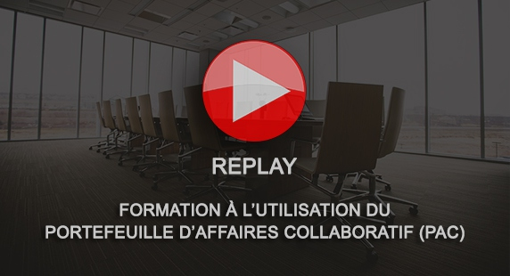 REPLAY Formation Portefeuille d'Affaires Collaboratif